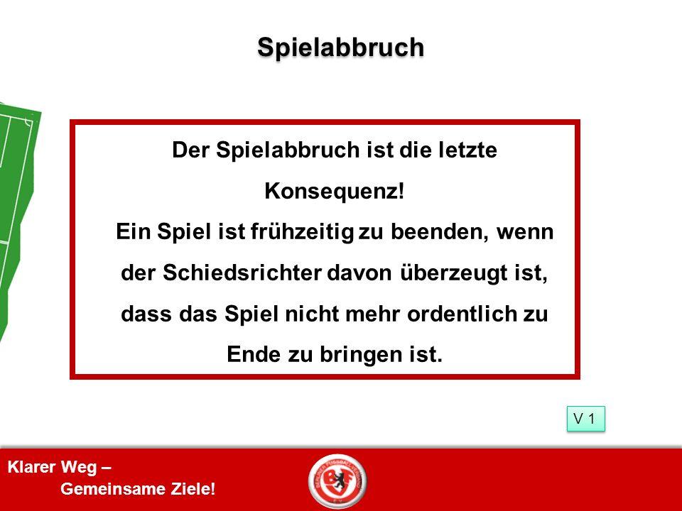 Klarer Weg – Gemeinsame Ziele.8.