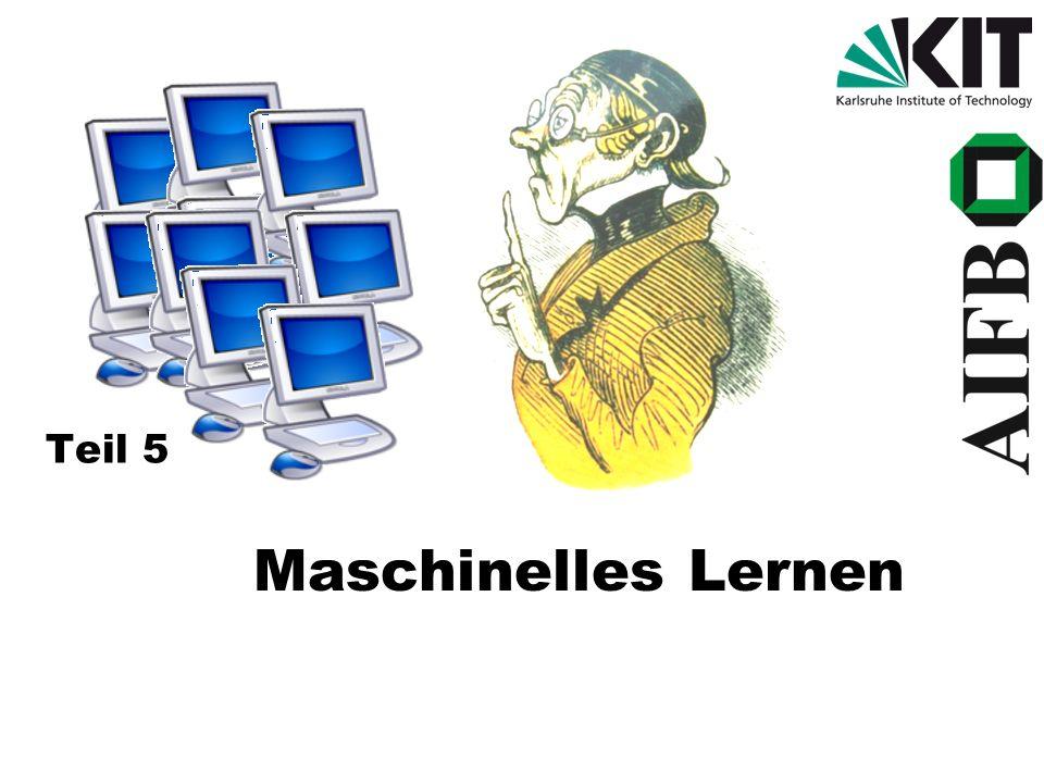 Teil 5 Maschinelles Lernen