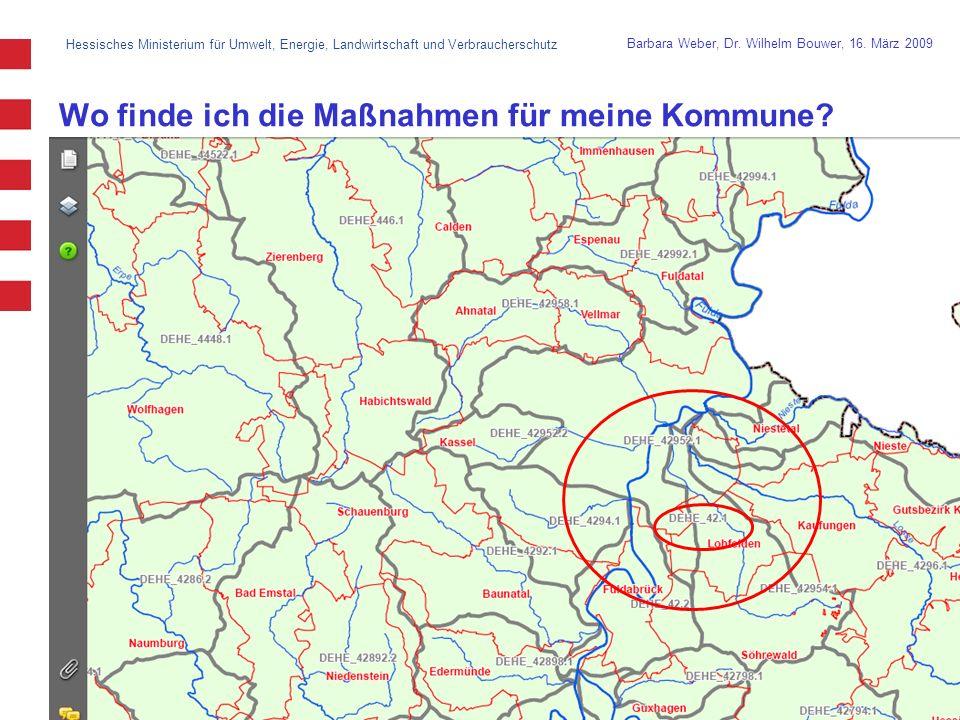 Hessisches Ministerium für Umwelt, Energie, Landwirtschaft und Verbraucherschutz 13 Barbara Weber, Dr.
