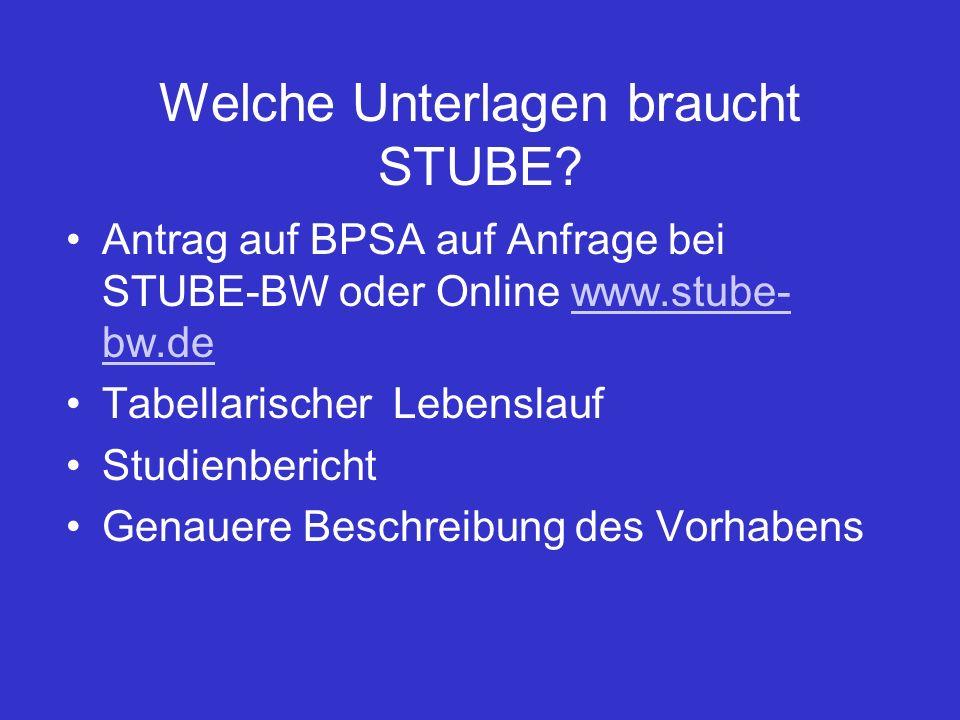 Planungsrahmen AuswertungGliederung und Ordnen der Daten Bericht für STUBE Hat es sich gelohnt.