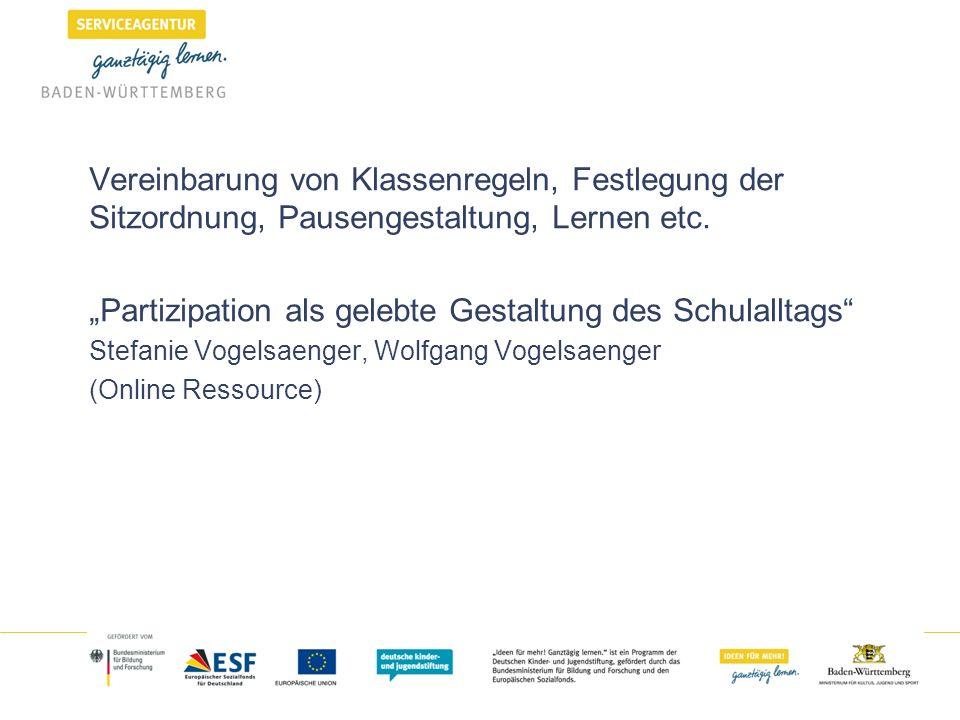 Projektmethoden für Partizipation Zukunftswerkstatt (z.