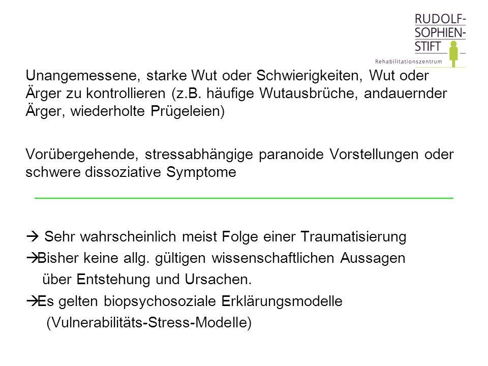 Stresstoleranz Stresstoleranz – Skills der kognitiven Ebene: Hirn – Flickflacks: z.B.