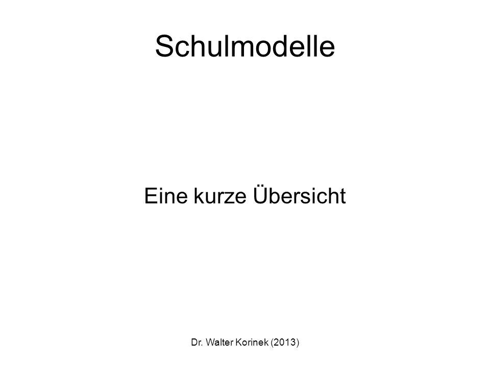 Dr.Walter Korinek (2013) Prof. Dr.