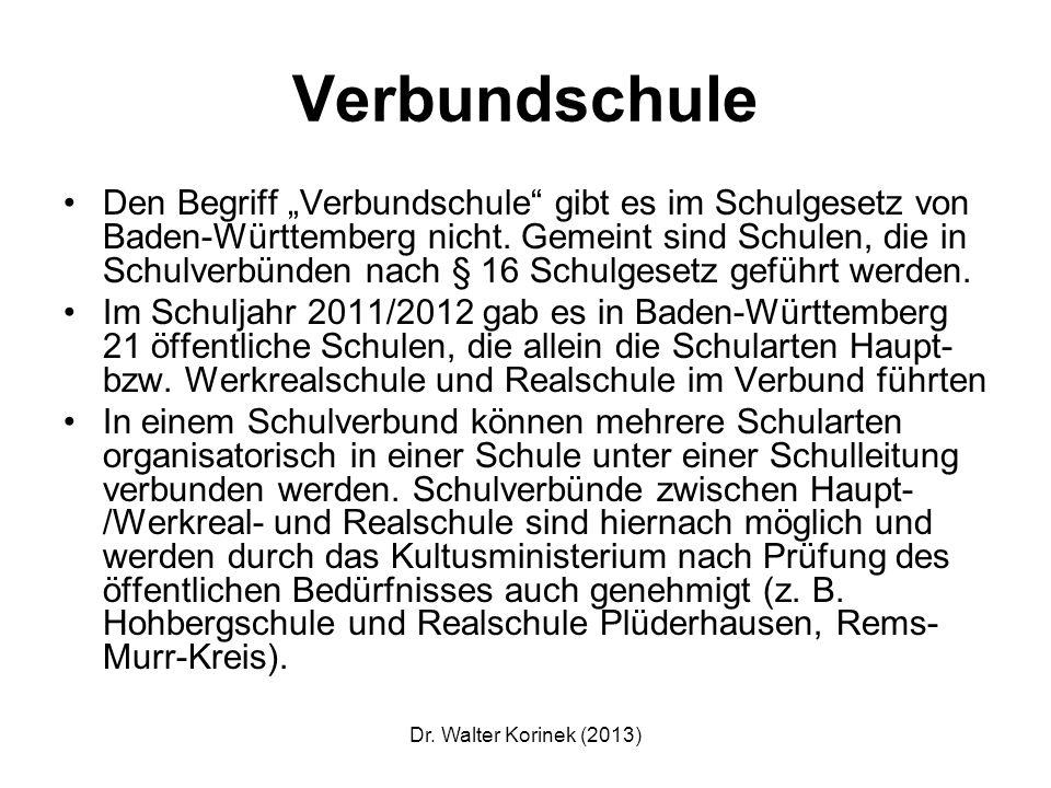Dr.Walter Korinek (2013) Ganztagesschule A.
