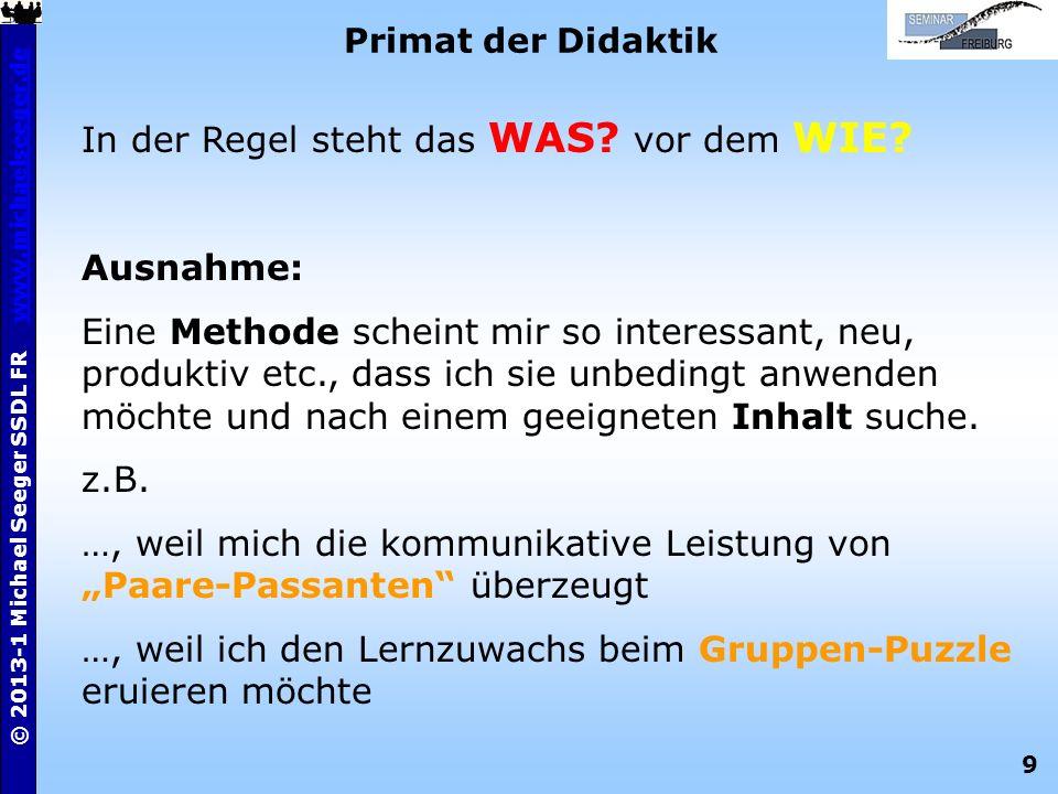 10 © 2013-1 Michael Seeger SSDL FR www.michaelseeger.dewww.michaelseeger.de 8.
