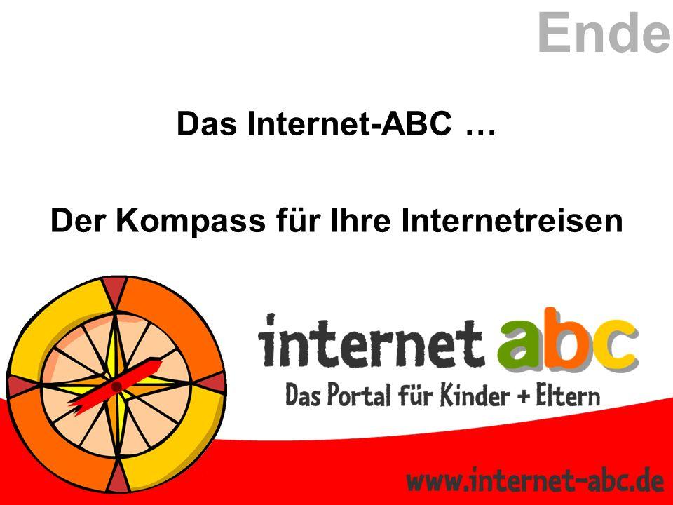 Ende Das Internet-ABC … Der Kompass für Ihre Internetreisen