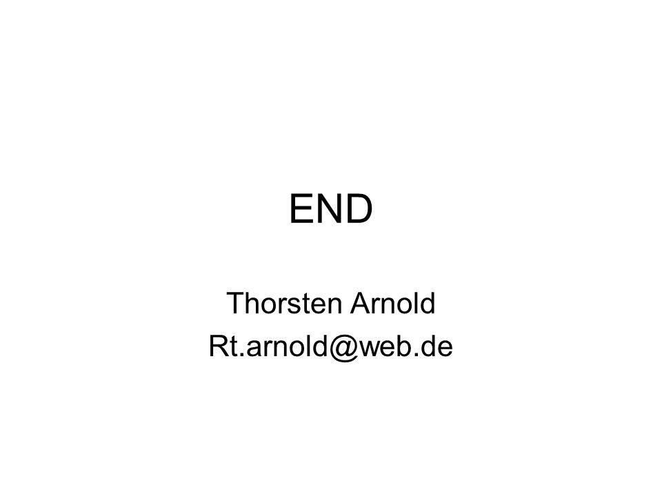 END Thorsten Arnold Rt.arnold@web.de