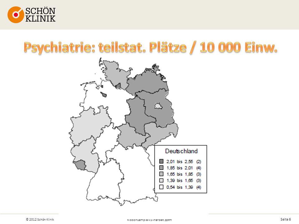 Seite 6 © 2012 Schön Klinik RibbonSample-V3-inarbeit.pptm