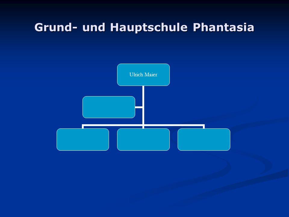 Grund- und Hauptschule Phantasia Ulrich Maier