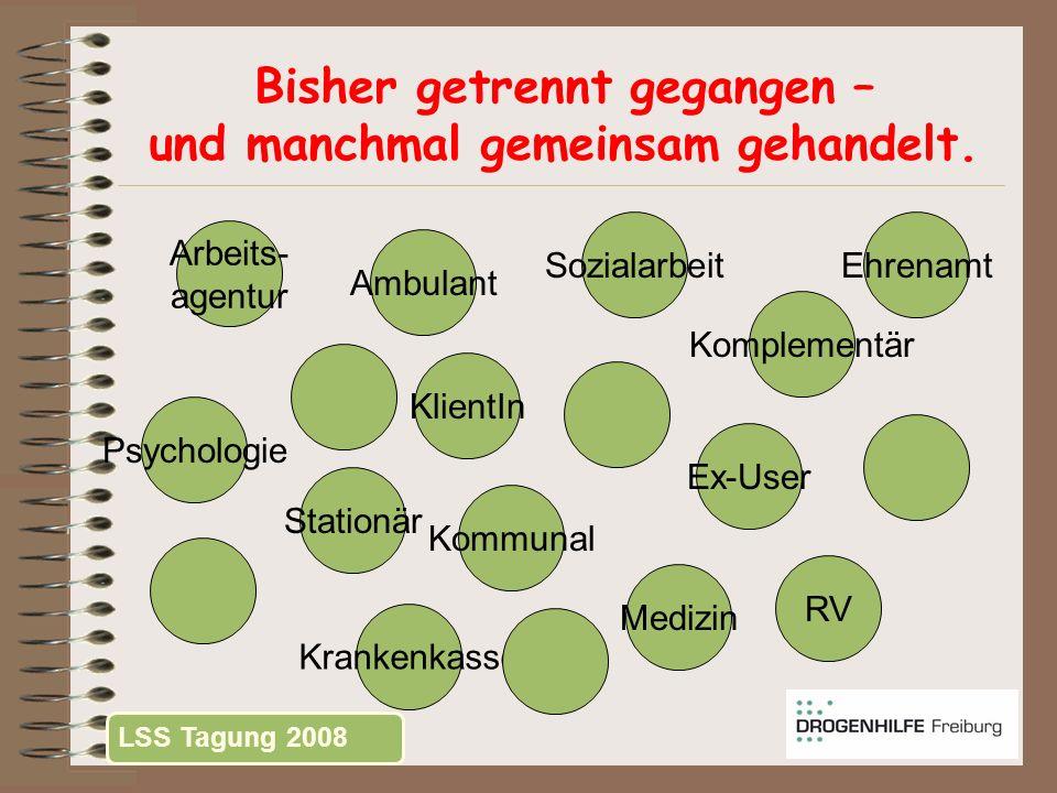 Die PSB - zwischen Sozio- und Psychotherapie.