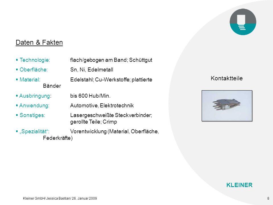 KLEINER Kleiner GmbH/ Jessica Bastian/ 26.