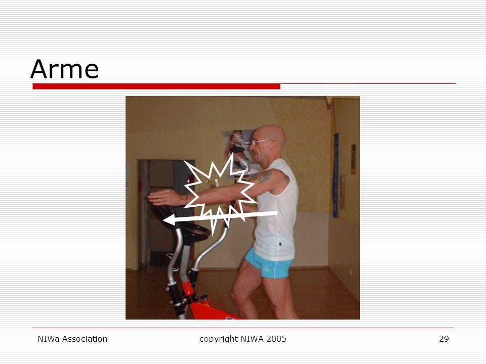 NIWa Associationcopyright NIWA 200529 Arme