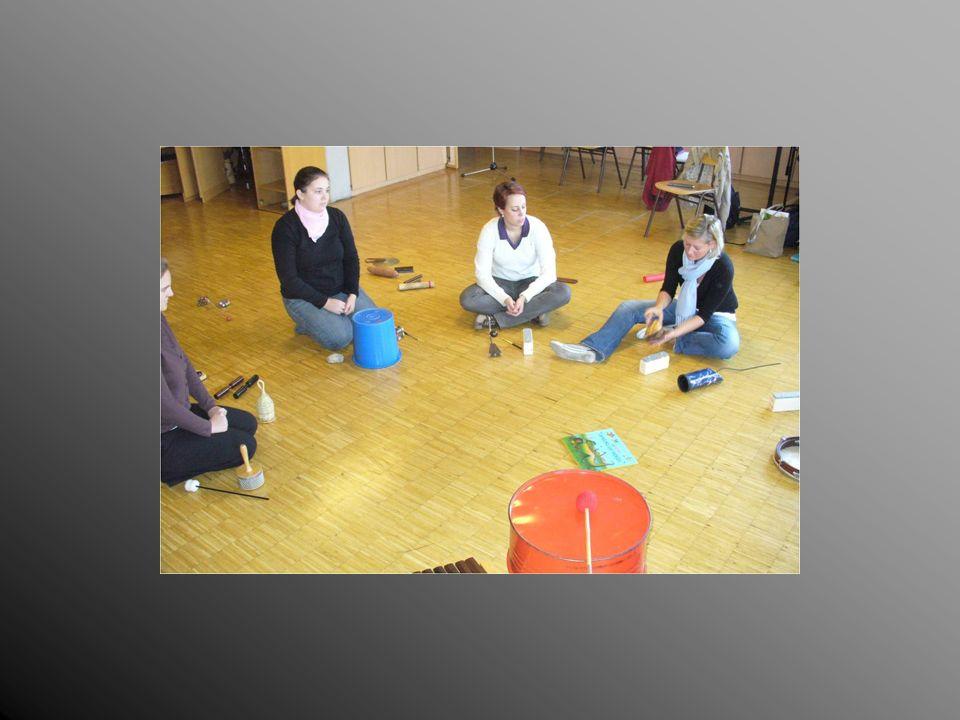 Bewegung + akustische Phänomene Idee: Wir finden nun auch noch eine große und eine kleine Bewegung.