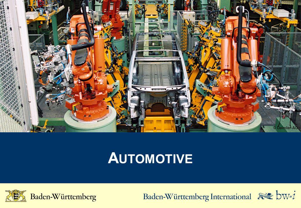 A UTOMOTIVE © Daimler AG