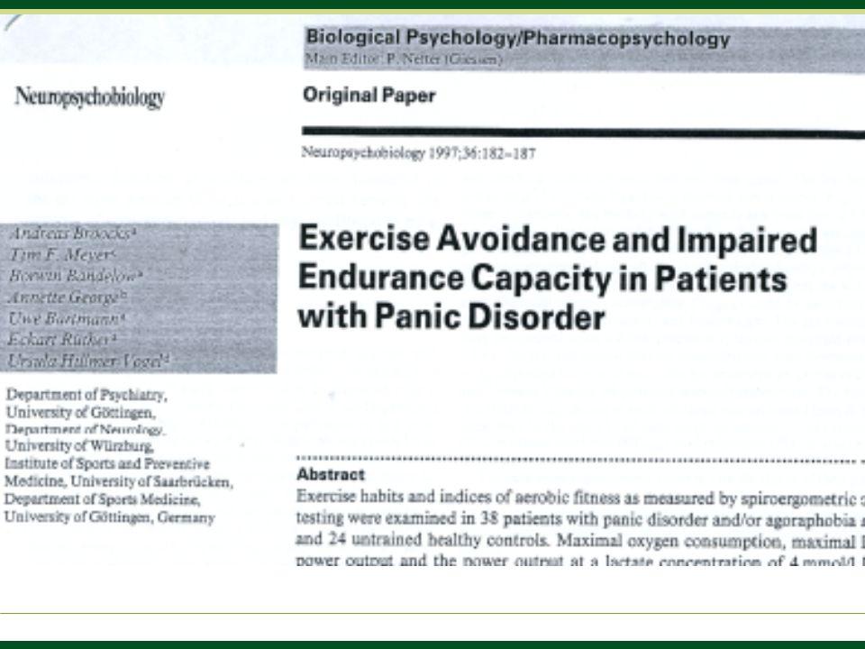 1497 Probanden (25-72 Jahre) Follow-up: Über 8 Jahre (Farmer et al.1988) Resultat: Personen mit geringer körperlicher Aktivität zeigten im Vergleich z
