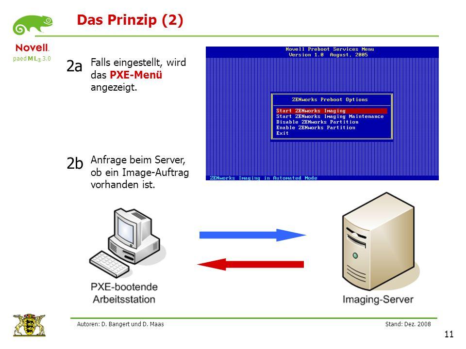 paed M L ® 3.0 Stand: Dez.2008 11 Autoren: D. Bangert und D.