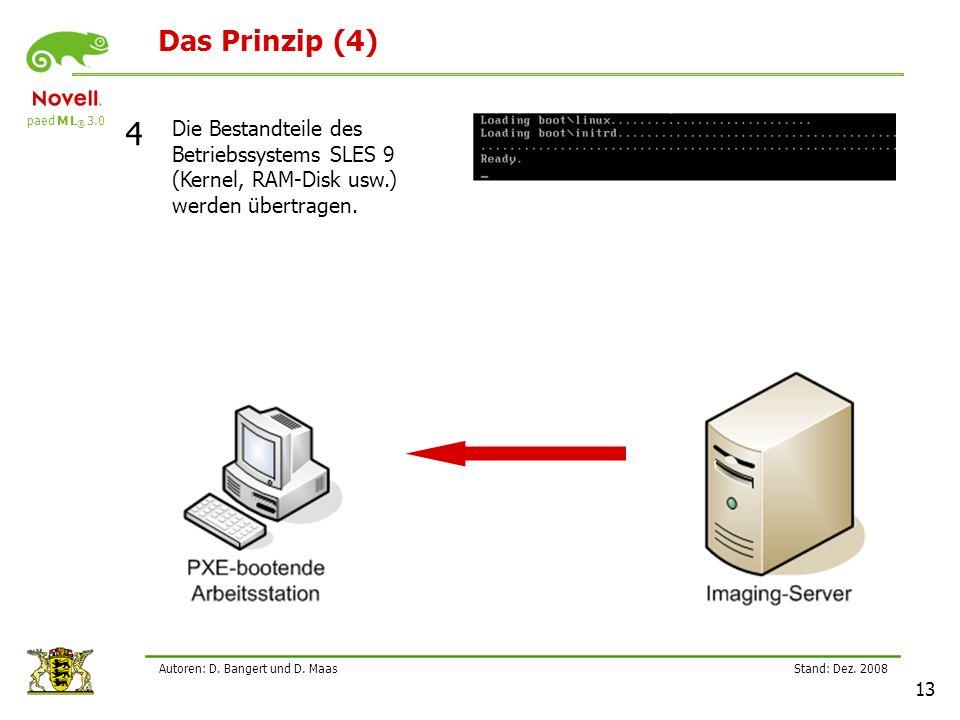 paed M L ® 3.0 Stand: Dez.2008 13 Autoren: D. Bangert und D.