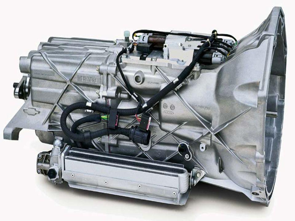 Das SMG-Getriebe steht für pures Schaltvergnügen.