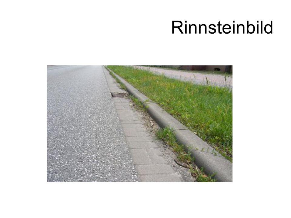 Rinnsteinbild