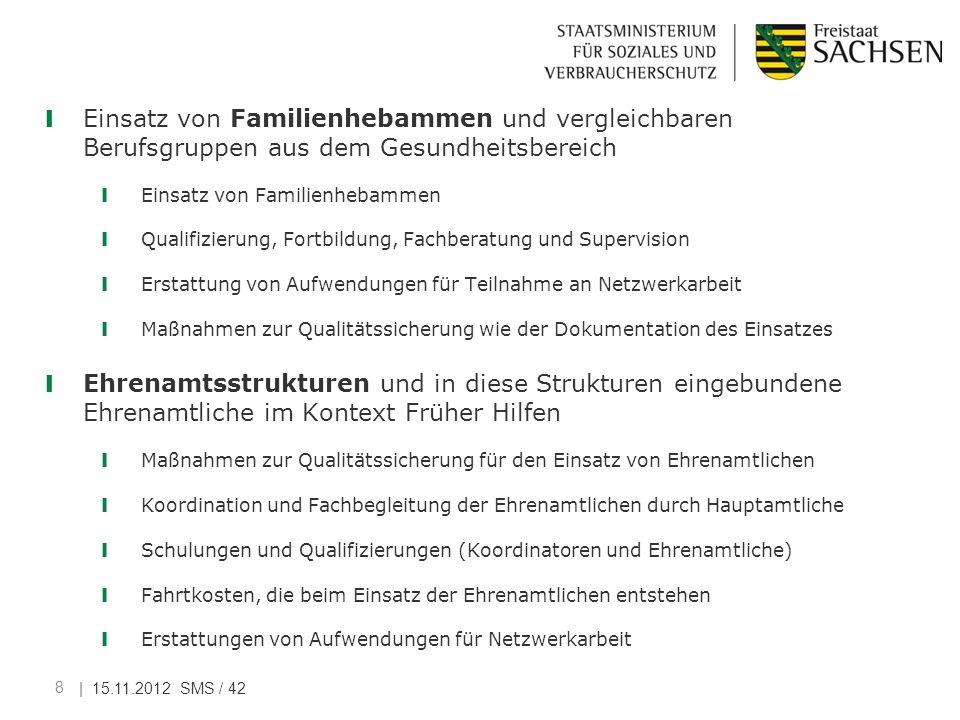 Einsatz von Familienhebammen und vergleichbaren Berufsgruppen aus dem Gesundheitsbereich Einsatz von Familienhebammen Qualifizierung, Fortbildung, Fac