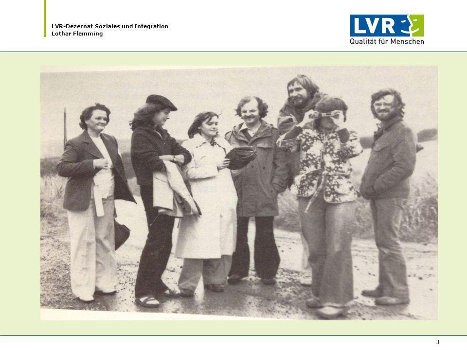 LVR-Dezernat Soziales und Integration Lothar Flemming 3