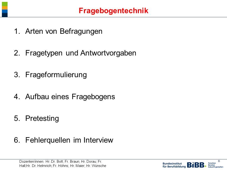 ® Beispiel Bewertung der CDU Alles in allem: Was halten Sie ganz allgemein von der CDU.