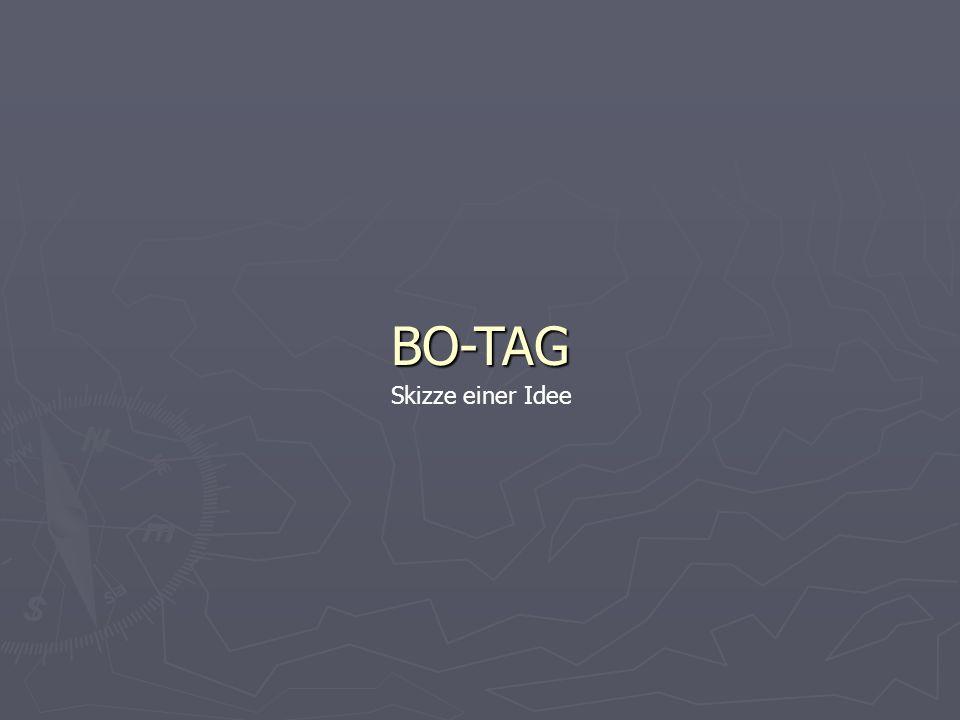BO-TAG Skizze einer Idee