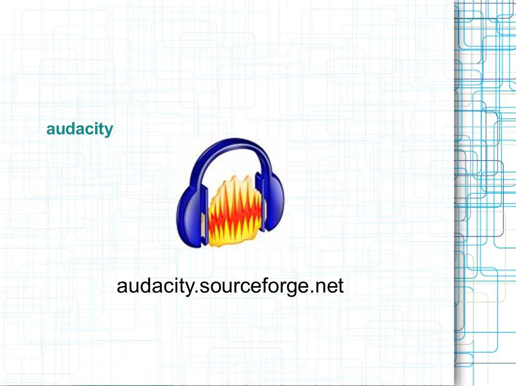 ist ein kostenloses Programm, dass sowohl zur Audio- aufnahme als auch zur Bearbeitung genutzt werden kann.