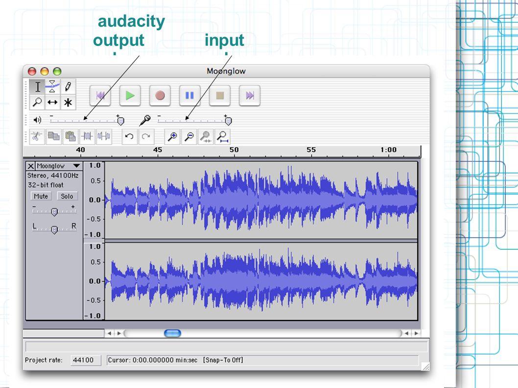 audacity playstop