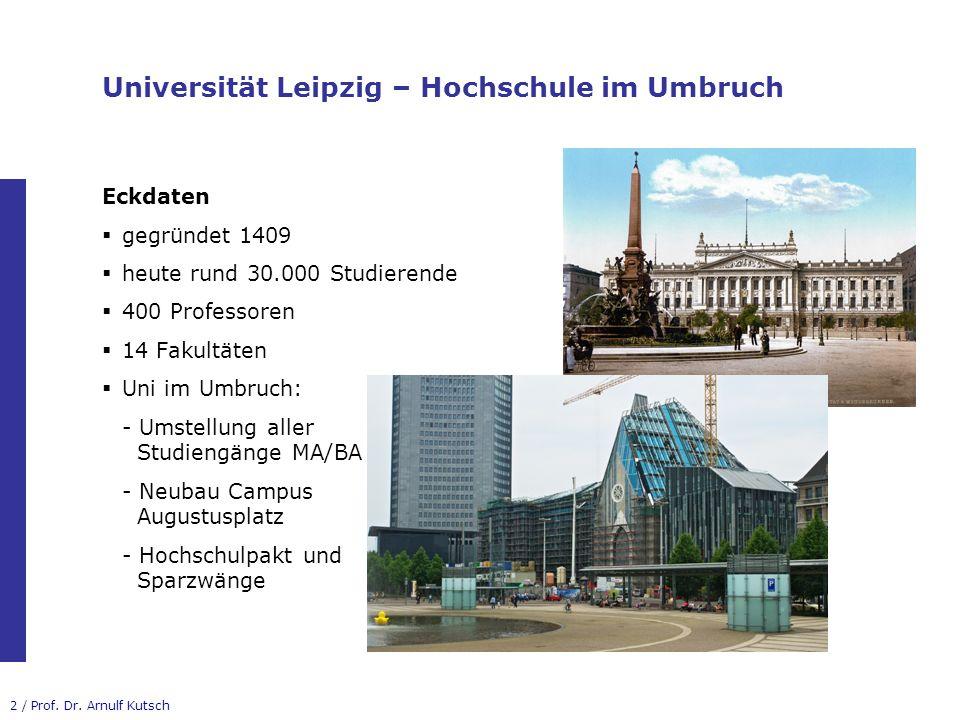 13 / Prof.Dr. Arnulf Kutsch B.A.