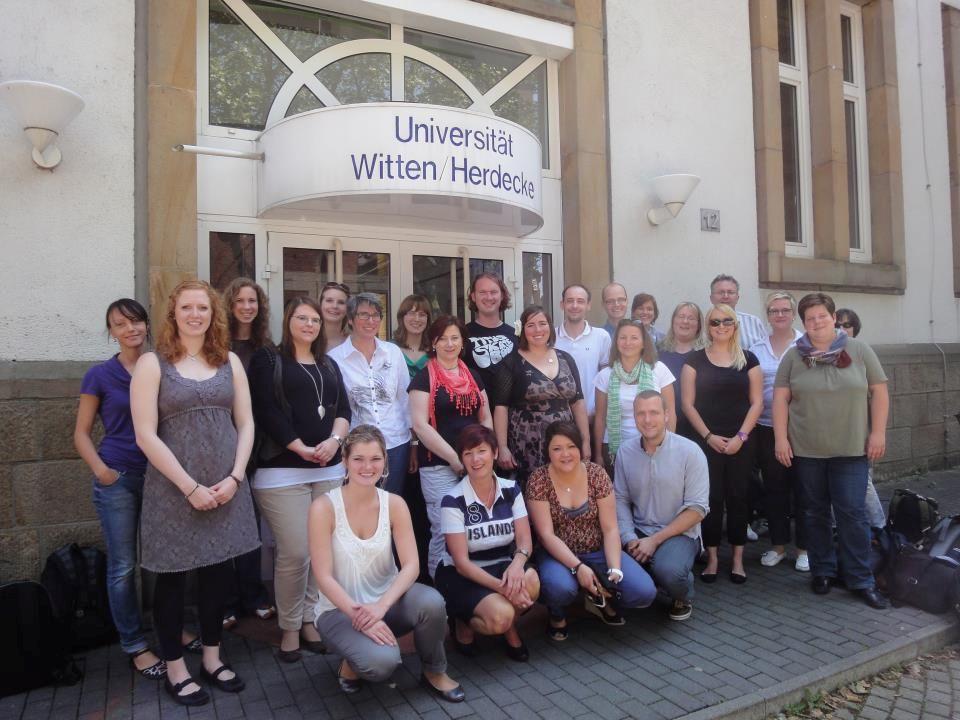 UNI – WH.DE/ Department für Pflegewissenschaft Im Namen der Pioniere: Vielen Dank für Ihre Aufmerksamkeit