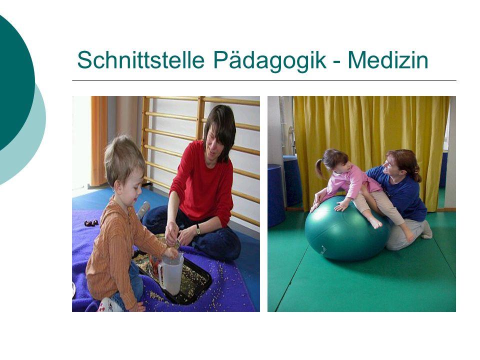 Schnittstelle Pädagogik - Medizin