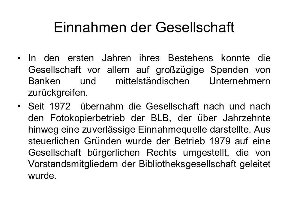 Beispiele für anteilig finanzierte Objekte 1982: Thomas Murner: M.A.
