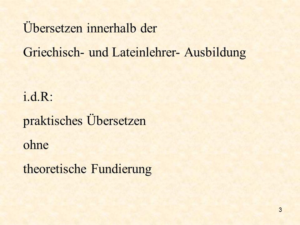 34 Strukturunterschiede nur Latein: Abl.Abs.