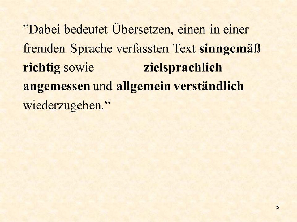 26 LANGSAM SPIELENDE KINDER LAUFEND FRISCHE BRÖTCHEN Welt- und Sprachwissen Beispiele auf Folien 23-26 aus: Heinz Vater, Einführung in die Textlinguistik, 3.