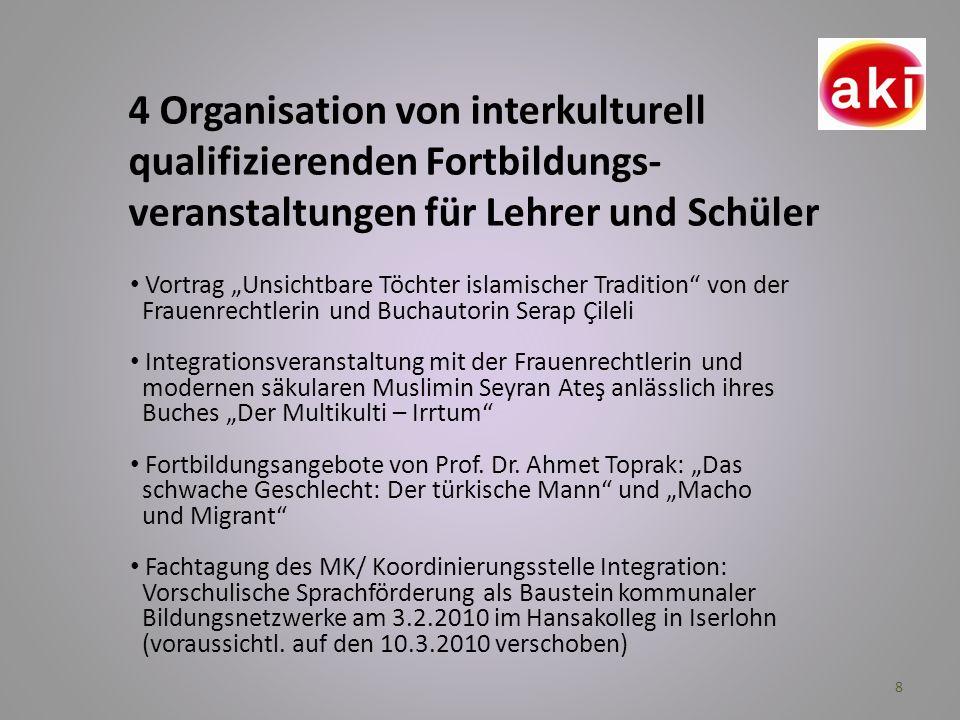 19 8.1 Planung und Evaluation des Integrationsklassen-Modells: Ziel des Integrationsklassenmodells: Nutzung ungenutzter Potenziale (vgl.