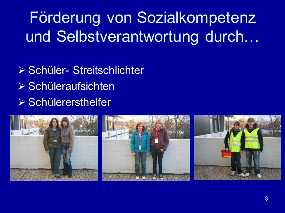 34 Die Schule wird mit dem BoriS- Berufswahlsiegel ausgezeichnet Zunächst erfolgte die regionale Übergabe des Siegels in der IHK Akademie in Reutlingen.