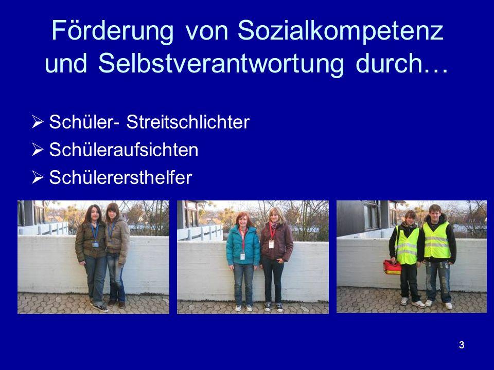 24 Die Technik- AG in der Lehrwerkstatt der Fa.