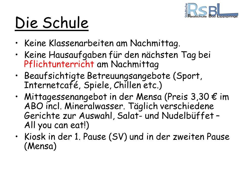 Anmeldemöglichkeiten Anmeldezeit von Dienstag 14.02.12 bis Freitag 17.02.2012 Zur Anmeldung bitte mitbringen: -den Anmeldeschein und das Halbjahreszeugnis der 4.