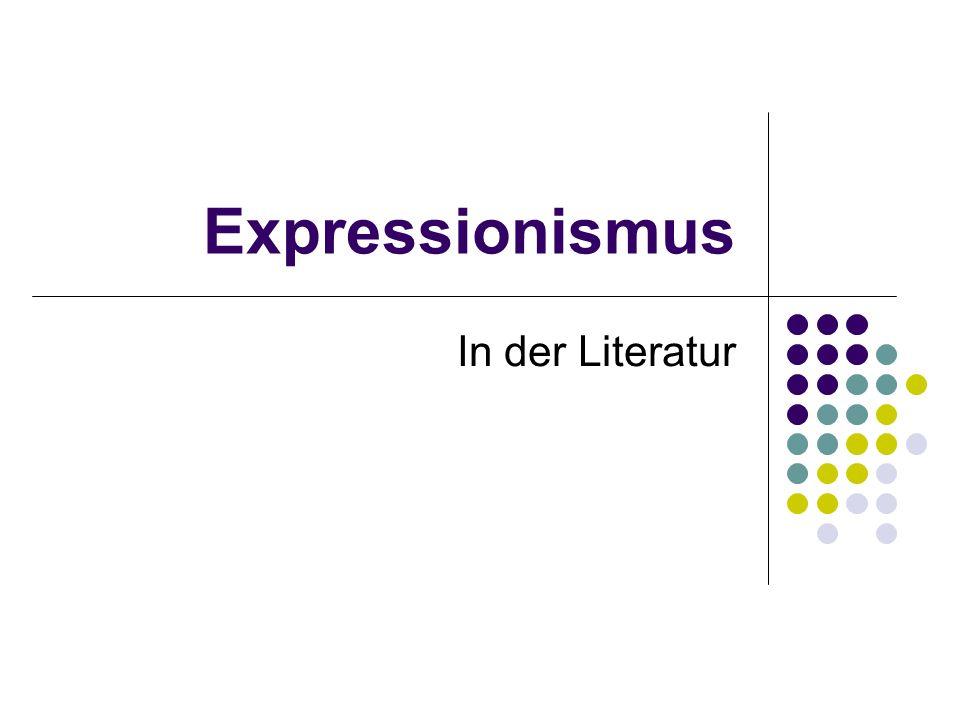 Gliederung Definition Geschichtlicher Hintergrund Wichtige Autoren Literaturmerkmale Gedicht