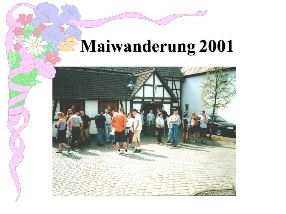 Maiwanderung 2001