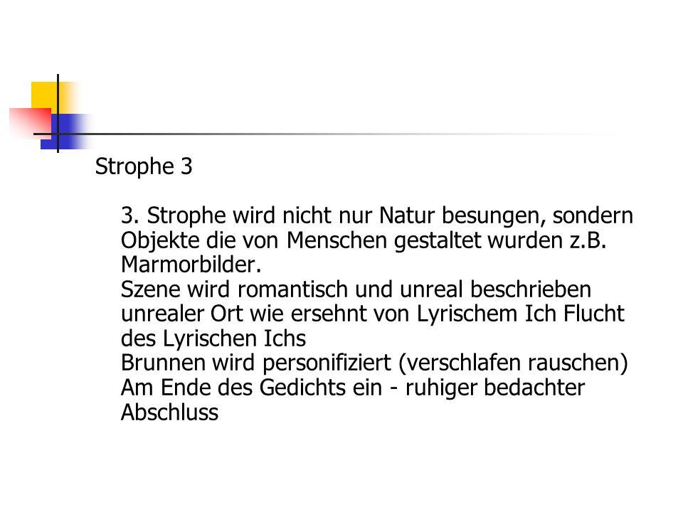 Strophe 3 3.
