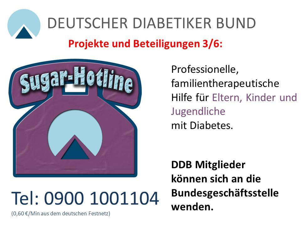 Zwei Einrichtungen in Lüdenscheid und Apolda bieten Kindern und jugendlichen mit Diabetes Perspektiven. DEUTSCHER DIABETIKER BUND Projekte und Beteili