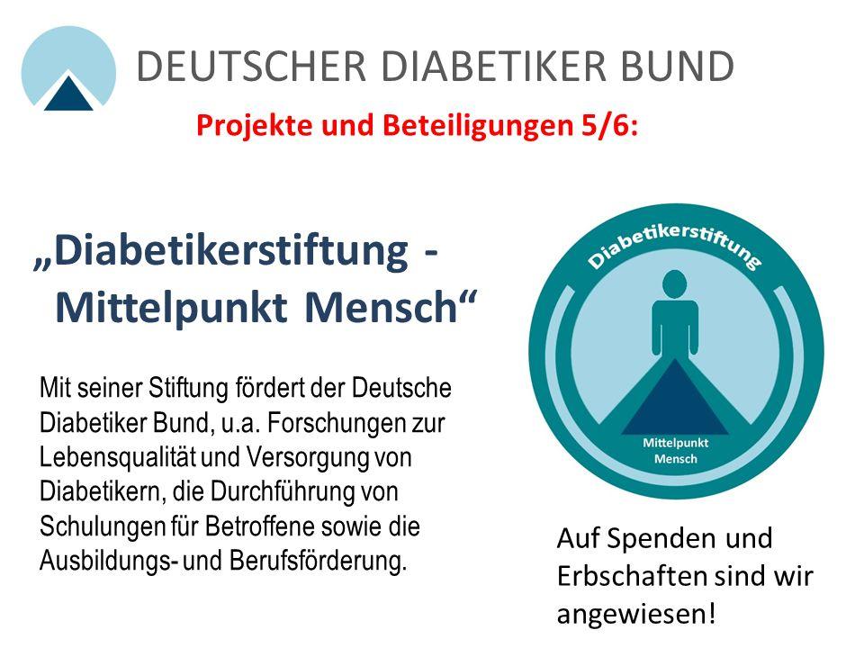 Ein Hilfsprojekt des Deutschen Diabetiker Bundes und des Bundes diabetischer Kinder und Jugendlicher. Insulin zum Leben sammelt nicht mehr benötigtes,