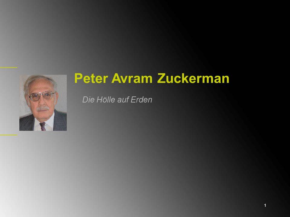 Ungarn 1944 Peter Zuckerman wurde am 26.2.1923 in Budapest geboren.