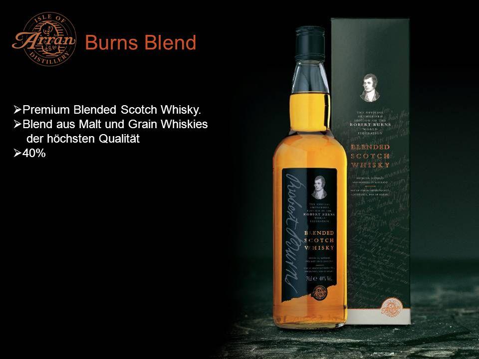 Arran Liqueur Single Malt Whisky Cream Liqueur Gewählt zum World Best Whisky Liqueur bei den World Whiskies Awards.