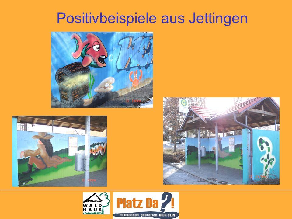 Positivbeispiele aus Jettingen