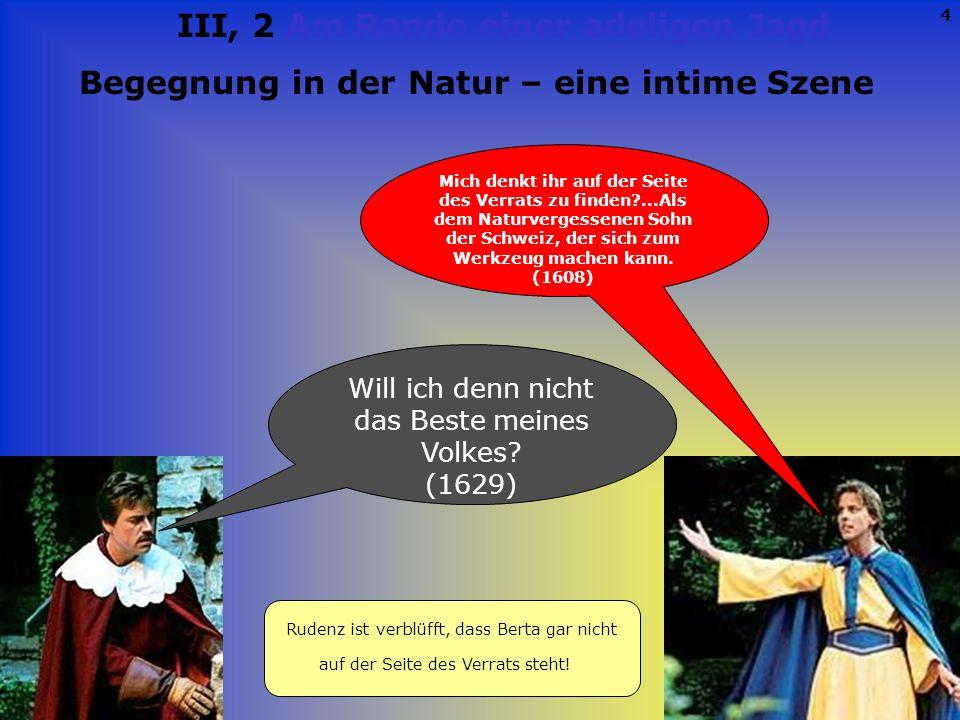 3 Nichts hab ich als mein Herz voll Treu und Liebe (1601) Dürft ihr von Liebe reden …der Sklave Österreichs, der sich verkauft dem Unterdrücker seines Volkes.
