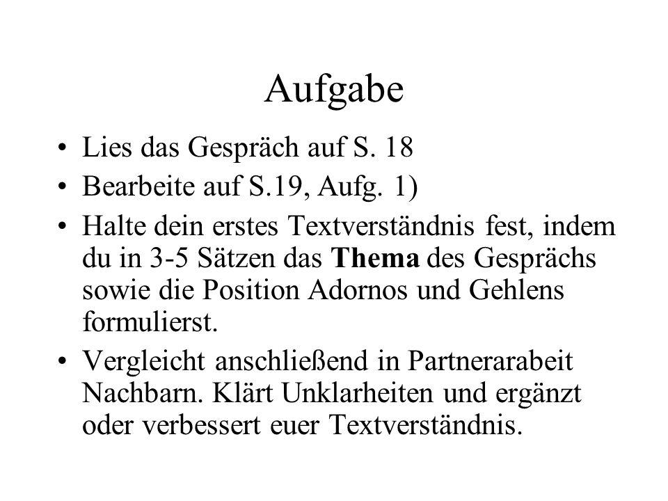 A.GehlenT.