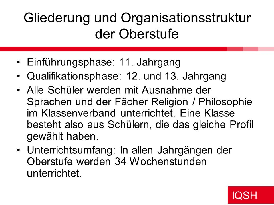 IQSH Drei Aufgabenfelder Aufgabenfeld 1 Deutsch Fremdsprachen Kunst Musik (darst.